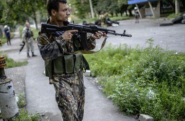 В Торезе боевики ограбили горотдел милиции