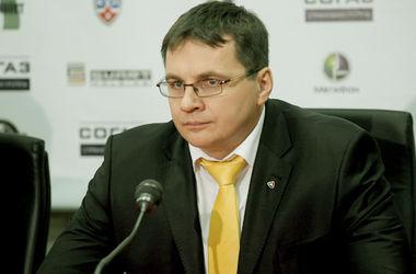 Сборная Украины по хоккею попрощалась с наставником