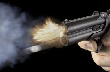 В Киеве маршруточник обстрелял водителя легковушки из пистолета