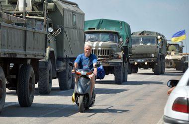 На освобожденных территориях Донбасса начинают работу группы военно-гражданского сотрудничества ВСУ