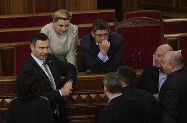 Верховная Рада выделила Киеву 1,8 млрд гривен