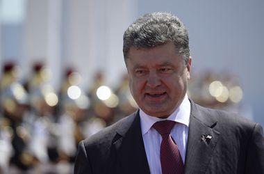 Порошенко доволен успехами АТО в Донбассе