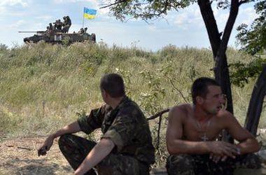 """Террористы уже дважды нарушили """"день тишины"""", бойцы АТО держат позиции - СНБО"""