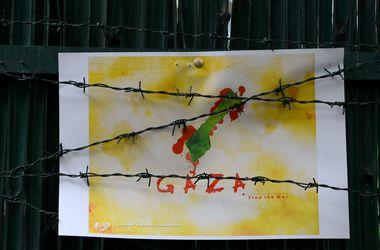 В часы перемирия в секторе Газа починят электростанцию и похоронят погибших