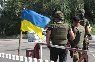 Боевики обстреляли силы АТО возле Мариновки и Авдеевки