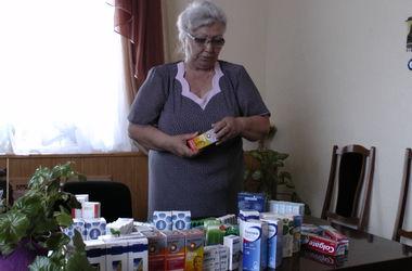 Беженцам в Курахово помогают город, ДТЭК и местные жители