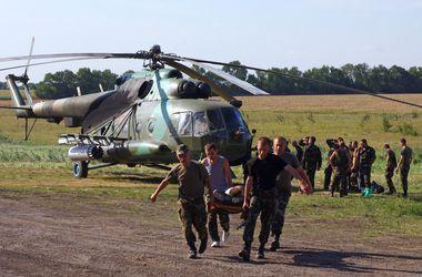 И.о. командующего десантных войск рассказал о раненых и пропавших без вести после боя под Шахтерском