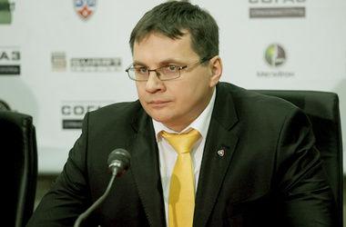 Бывший тренер хоккейной сборной Украины возглавил команду Казахстана
