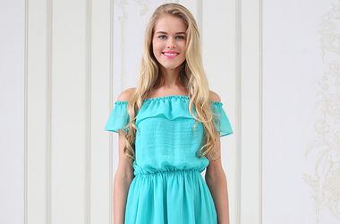 Блог: Мятный цвет в одежде: особенности самого трендового цвета лета-2014