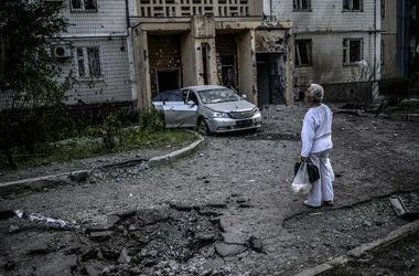 Бои в Донбассе глазами очевидцев: 1 августа