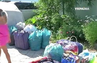 Благотворители требуют организовать гуманитарные коридоры для переселенцев