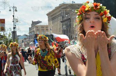 В  Киеве посадят Дерево Мира, Победы Демократии и Начала Процветания Украины