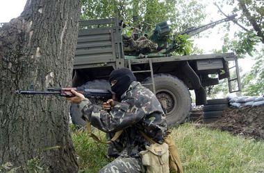 Террористы нанесли ракетно-артиллерийский удар по Стукаловой Балке