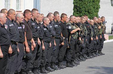 Винницкие милиционеры отправились в зону АТО