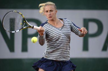 Леся Цуренко обыграла первую сеяную в Ванкувере и вышла в полуфинал