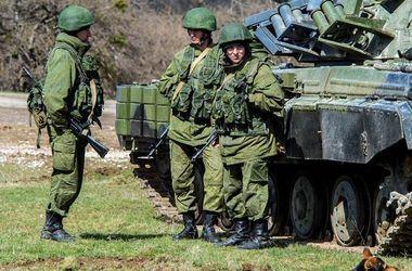 Россия продолжает подтягивать к границе вооружение - СНБО