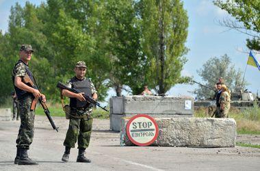 Россия перекрыла три пункта пропуска на границе с Украиной