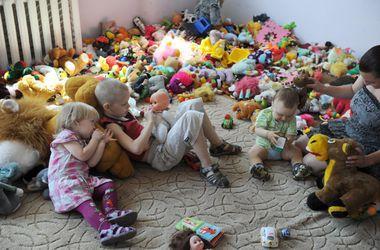 В  Венгрии оздоровятся 10 детей погибших участников АТО
