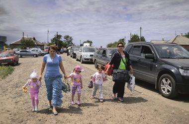На временное проживание во Львовскую область намерены выехать 7,7 тыс. жителей Крыма, южных и восточных областей