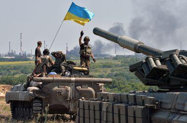 Силы АТО отогнали два истребителя РФ