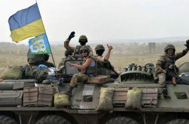 Днепропетровск принял  раненых десантников