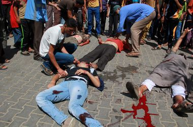 Израиль отводит войска из Сектора Газа