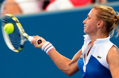 Леся Цуренко вышла в финал турнира в Канаде
