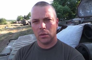 """В Краматорске украинских военных встречали криками """"Спасибо!"""" - интервью с командиром"""