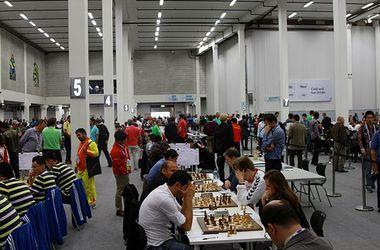 Сборная Украины не смогла обыграть Норвегию-2 на шахматной Олимпиаде