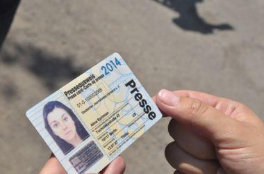 Российскую журналистку депортируют из Украины за провокации и беспорядки