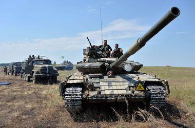 Из плена освобождены черниговские танкисты