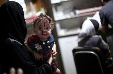 Более 40 человек погибли в столкновениях в Дамаске