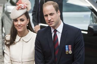 Принц Уильям и Кейт Миддлтон почтили память жертв Первой мировой войны