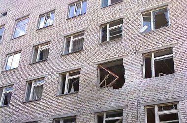 В Луганске и Дебальцево из-за обстрелов разрушены железнодорожные больницы