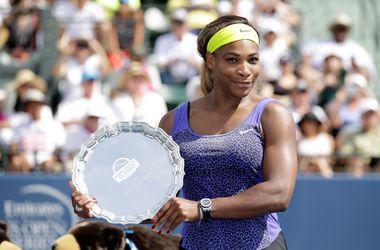 Серена Уильямс стала пятой теннисисткой, проведшей 200 недель на вершине рейтинга WTA