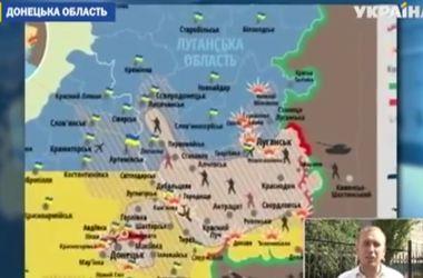 """СНБО советует жителям захваченных боевиками городов """"уносить ноги"""""""