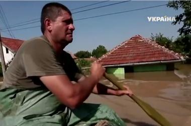 Болгарию истощают мощные паводки