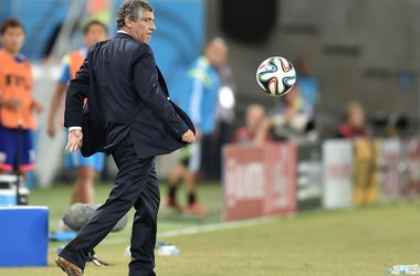 Экс-главный тренер сборной Греции дисквалифицирован на восемь матчей