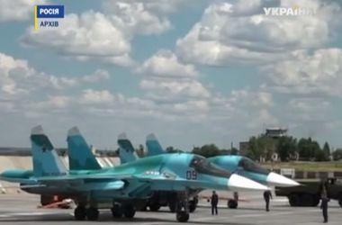 Россия начинает масштабные военные учения у украинской границы