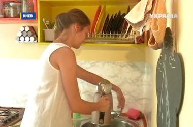 Горячая вода становится роскошью в Киеве