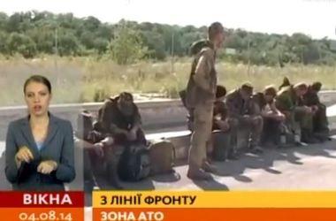 Бои за Донецк продолжаются