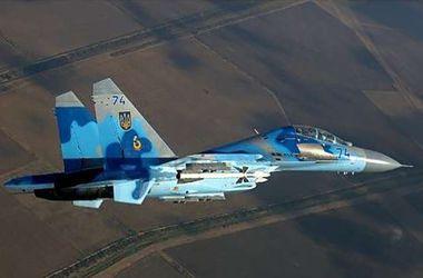 Украинская авиация уничтожила скопление террористов и техники