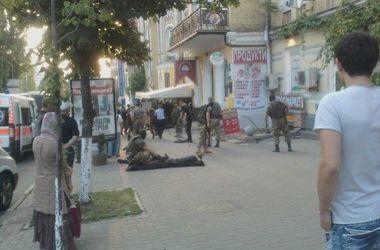 Захватчики ресторана в Киеве хотели шантажировать владельца здания – маркетинг-директор