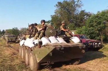 Бои в Донбассе глазами очевидцев: 5 августа