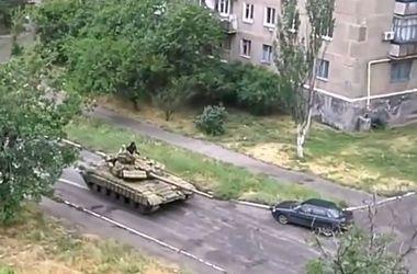 В СНБО рассказали, как следят за колоннами техники из РФ, и как их уничтожают