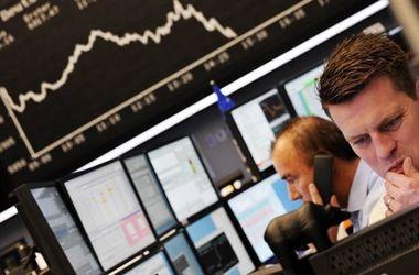 Акции американских компаний рухнули из-за кризиса в Украине