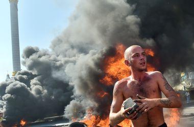 Митингующие на Майдане требовали холодильники и туалеты – Кличко