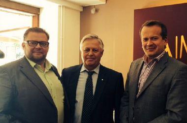 Симоненко пригласил представителей левых сил Финляндии в Киев на суд против КПУ