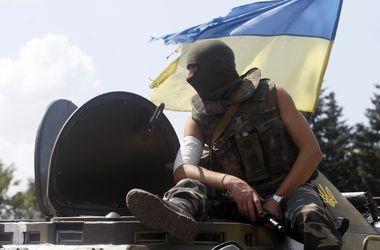 Видеообзор боев в Донбассе