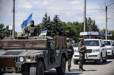 ОБСЕ получила доказательства обстрела сил АТО с территории России